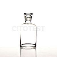 Reagent Bottle, Glass material