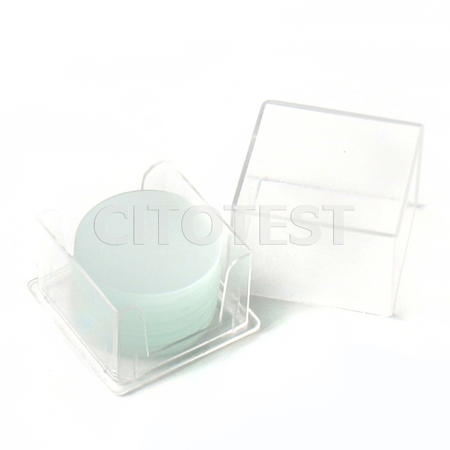 Circular Microscope Cover Glass