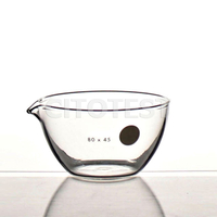 Evaporating Dish, Glass Material
