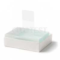Single Frosted Microscope Slides